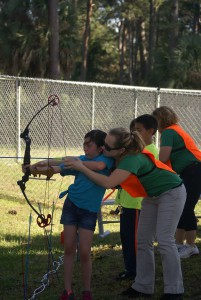 Volunteers insure that military youth have a consistent, quality 4-H experience.