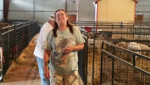 For more than 33 years, Priscilla Weaver has been teaching youth about animal science through the 4-H club program.