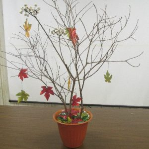 This is what your Gratefulness Tree will look like when you are done.