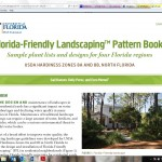 The online Florida-friendly landscaping pattern book has great ideas for redesigning your landscape.
