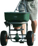 Fertilizer Spreader: Image Credit UF / IFAS