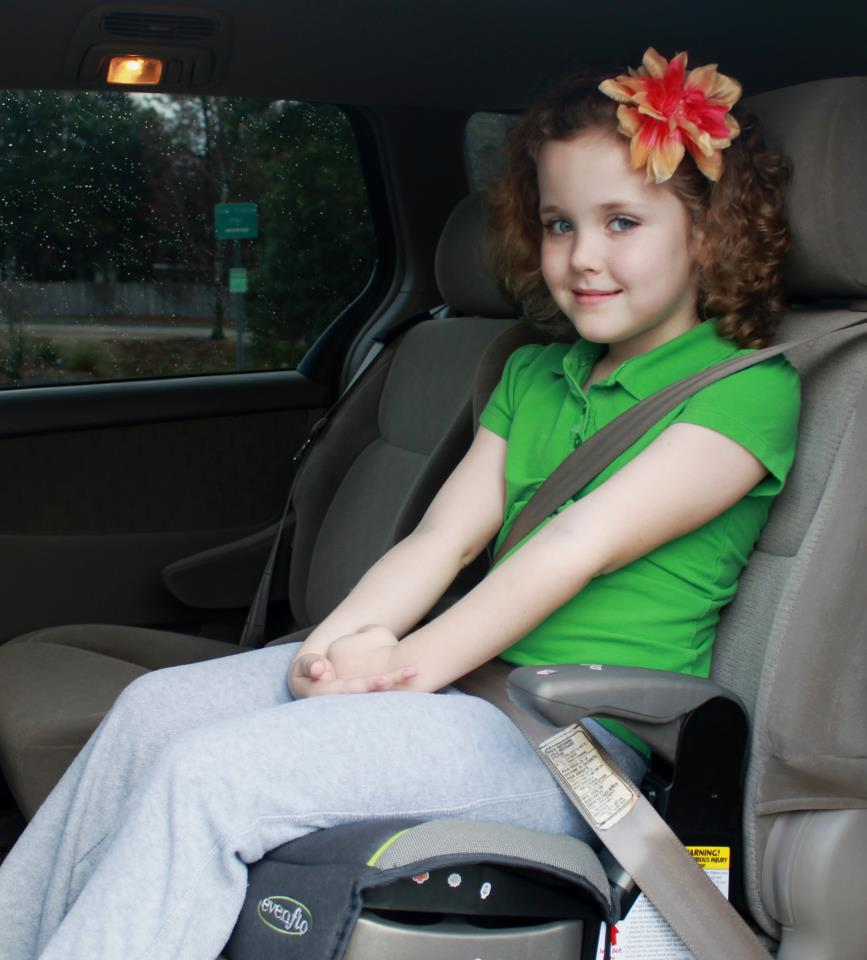 New Bill Would Require Booster Seats For Children Four Years Old Through Age Five