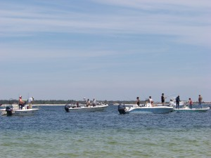 Boating is a very popular activity in the sunshine state.   Photo: Rick O'Connor
