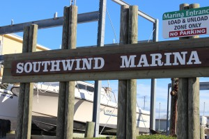 Southwind Marina is found on the northside of the ICW across from Perdido Key. For the visitor who is interested in fishing or diving the vessels can reach the Gulf in just a few minutes. Some dive charters will take you to spear lionfish.