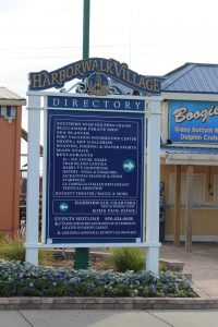 Destin harbor is now home the Haborwalk. There is a lot to see and do on the Haborwalk - and plenty of boat tours.