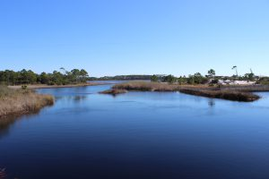 "One of the many ""jewels of south Walton"" - the dune lakes."