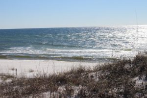 Another view of the Gulf of Mexico.