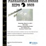 2013 Horse Expo Flyer