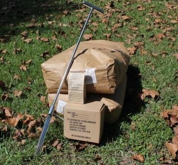 Visit your local UF/IFAS Extension office to get soil testing supplies and information.